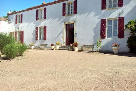 Cozy house with furnished terrace - Talmont-Saint-Hilaire