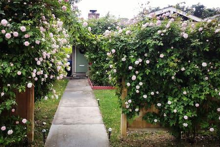 Walking/biking distance to Stanford - Palo Alto - Hus