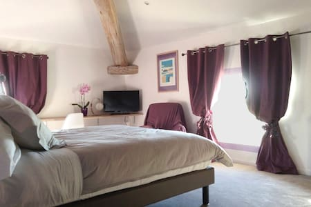 Demeure Flammarenc Aveyron Room - Albefeuille-Lagarde - Bed & Breakfast