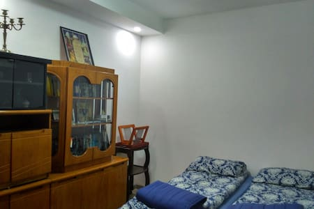 Well placed  Studio family-friendly  Apartment - Bet Shemesh - Pis