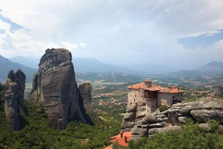 New listing! Meteora view for 1 person - Kalampaka