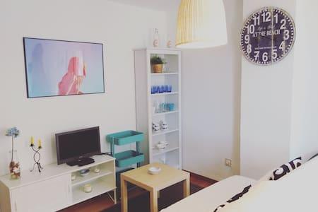 Apartamento a 50 m de la playa - Somo