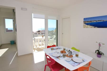 MODERN AND ELEGANT APARTMENT - Marina di Ragusa - Wohnung