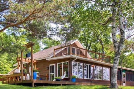 Alluring 4BR Brainerd House - Ház