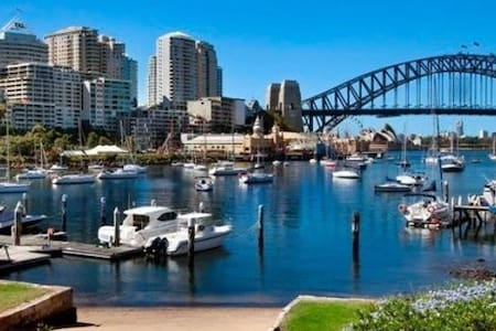 Sydney CBD-Lovely Studio &Free Wifi