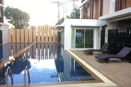 Beautiful Condo With New Furnishings and Pool - Udon Thani - Condominium