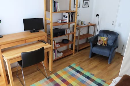 neues Appartement, zentral, ruhig - Hannover - Bed & Breakfast