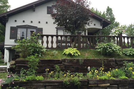 Magnificent Swiss Chalet - Val-Morin/Sainte-Adele! - Chalet