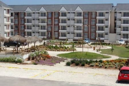 Acogedor y familiar frente al mar - La Serena - Apartment