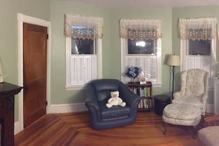 1 Bd in newly renovated house - Providence - Apartment