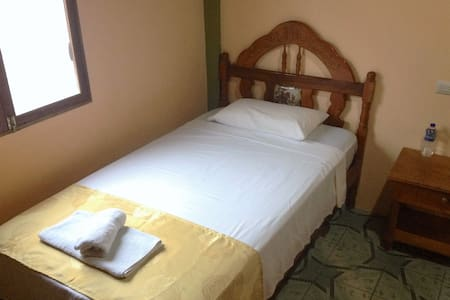 OLON Budget Friendly Single Room with Private Bath - Oda + Kahvaltı