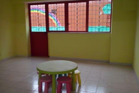 GIUBILEO:CASA PER FAMIGLIE+BAMBINI - Cerveteri - Villa