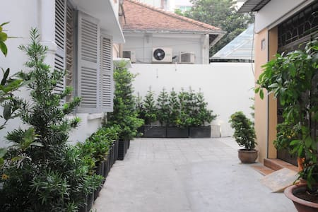 Cozy colorful modern apartment - Ho Chi Minh City - Apartment