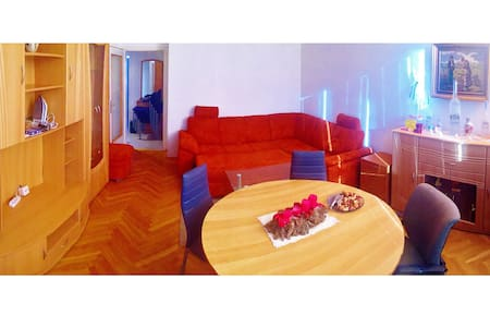 Bright Sunny 19m² Room with Balcony - Apartment