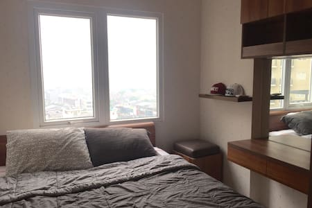 Cozy Comfort & Homey Apartment - West Jakarta - Wohnung