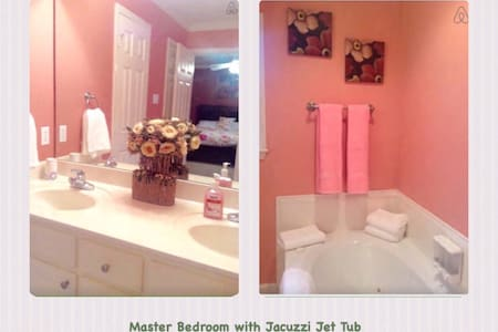 Fully Furnished Entire Home 4bdrms! Super Clean! - Maison
