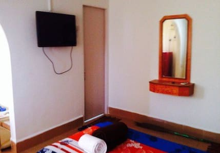 A/C apartment nr Calangute beach In 3 star resort - Apartment