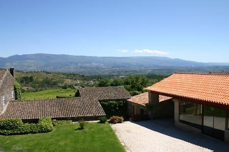Apartamento rústico vista Serra I - Villa
