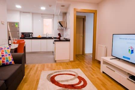 Apartamento en el centro de Estella - Estella - Apartamento