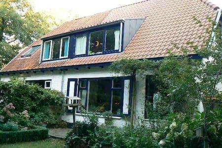Berger cottage. - Bergen