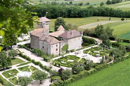 Nuit de rêve dans un château médiéval - Castillo