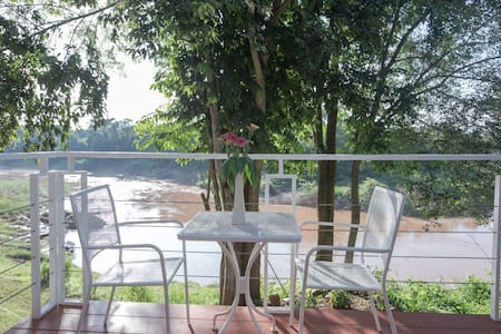 48 sqm.s Studio with great view of Nan river - House
