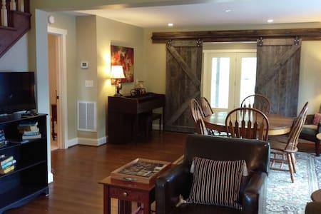 Saddlestone Cottage - Midway - Casa