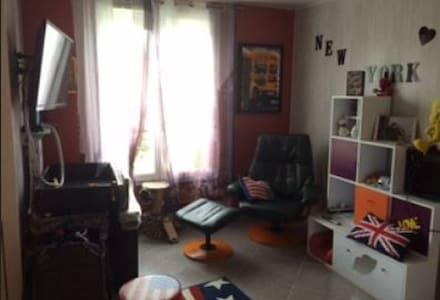 Chambre privée dans maison - Hus