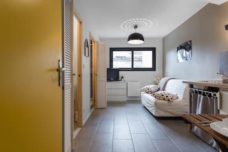 Studio St Agne dans maison neuve - Toulouse - Apartment