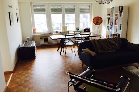 Double Room Limpertsberg - Luxembourg - Pis