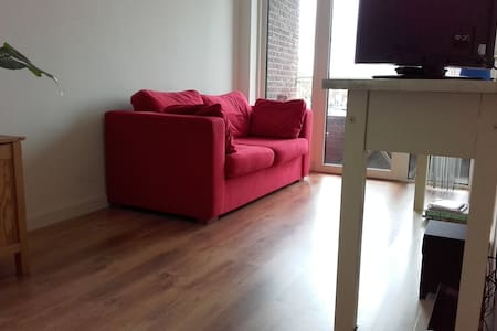Room 4 one with balcony! - Nijmegen - Apartment