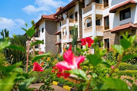 Aden Valley Serviced Apartments - Nairobi - Lakás