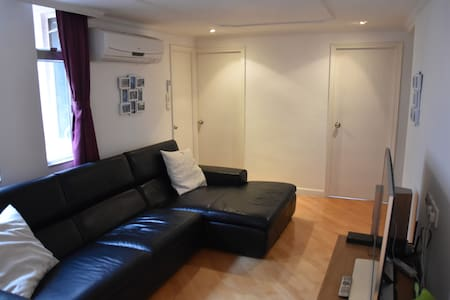 Wan Chai, double room - Appartement