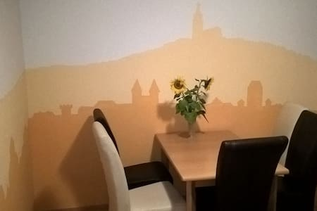 Living in the heart of Amberg - Flat