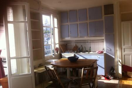 Studio vue Montmartre / Sacré-Coeur - Paris - Apartment