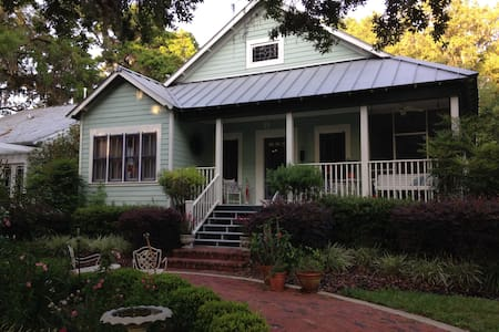 Enchanting cottage near downtown - Mount Dora