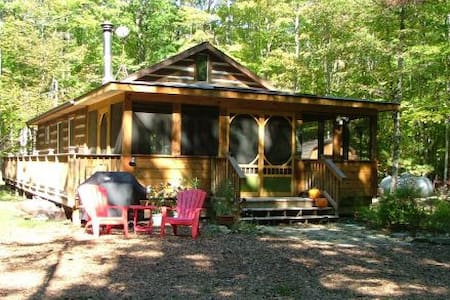 Door County Cabin in the Woods, Baileys Harbor - Baileys Harbor - Maison