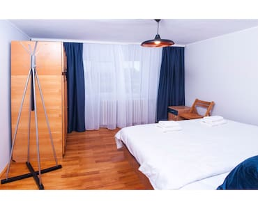 (B) Super cozy double room, 50 meters from the sea - Byt