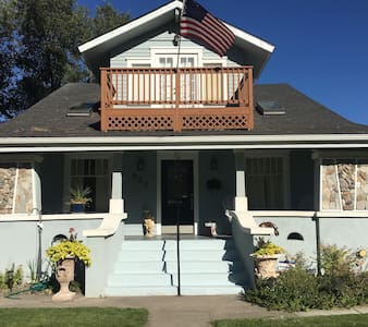 Charming Victorian home - Twin Falls