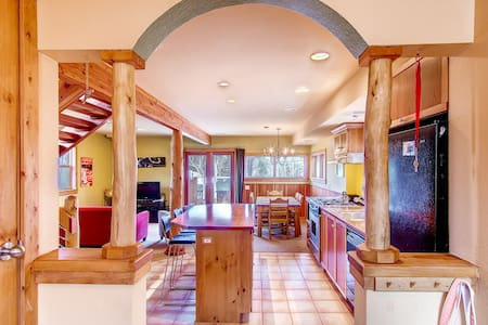 Beautiful Private Mountain Home W/Hot Tub - Nederland - Casa