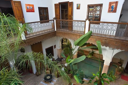 riad limouna great place to stay - Marrakech - Bed & Breakfast