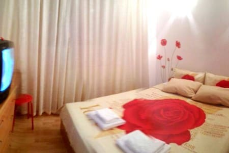 Chic room in the heart of Bucharest - București - Apartment