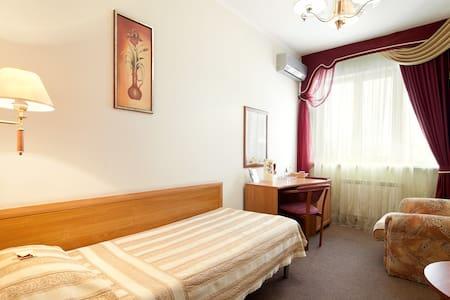 Все в одном месте, жилье, отдых, развлечения - Belgorod - Apartemen
