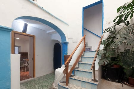 Cosy apartment in the old town of Tarifa - Tarifa - Wohnung