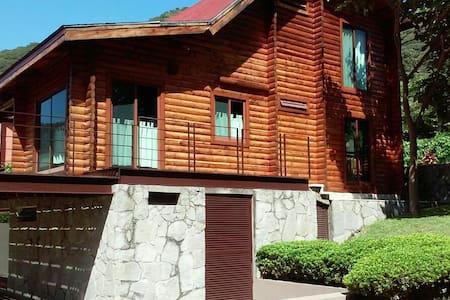 Espectacular Cabaña de Lujo - Haus