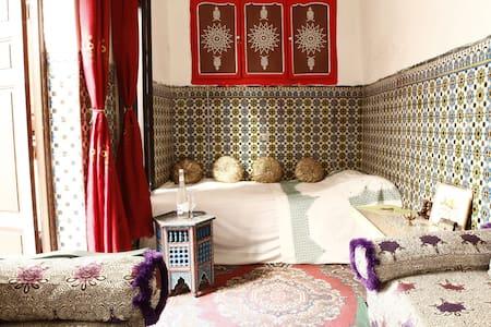 dar sarsar artéstic oud music - Marrakesh - House