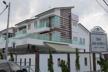 NO.48 HOVELSTAR HOMESTAY-Sitiawan - Sitiawan - House