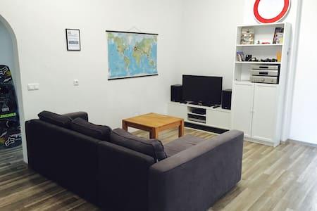 Moderne Wohnung im Stadtzentrum - Bayreuth - Apartment
