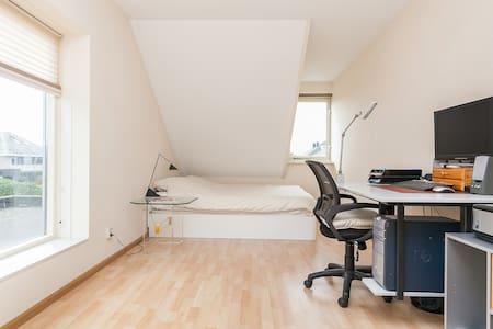 Ruime kamer van mooiste wijk van Alkmaar - Alkmaar - Casa