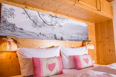 stunning mountain views - Mittelberg - Bed & Breakfast